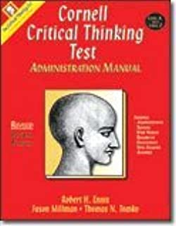 Scoring of cornell critical thinking test  Cornell critical thinking tests  the critical thinking co  The levels x and z cornell critical thinking  tests can     SP ZOZ   ukowo