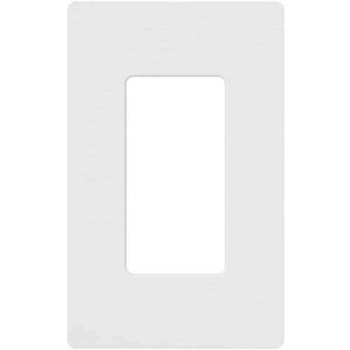 Claro Wallplate 1g White