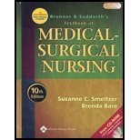 Download Brunner And Suddarth's Textbook of Medical-Surgical Nursing PDF