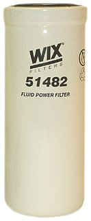 WIX Filters - 51482 Heavy Duty Spin-On Hydraulic Filter, Pack of 1 by Wix
