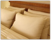 Wooliebees Soft Hypoallergenic Wool Pillows Covered in Soft 230 Thread Count Cotton. May Help Reduce Neck Pain Due to Its Adjustable Nature. Reduce Snoring and Sleep Comfortably on a Wooliebees Non-toxic and Chemical-free Pillow by Wooliebees