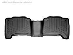 WeatherTech Custom Fit Rear FloorLiner for Lexus GX470 (Black)
