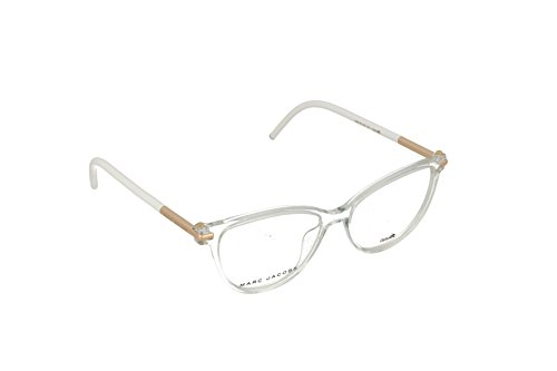 Optical frame Marc Jacobs Optyl Clear - White (MARC 50 E02) (Marc Jacobs Designer Accessories)