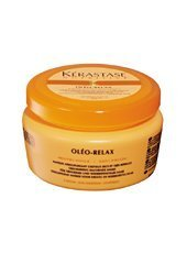 - Kerastase Masque Oleo-Relax Smoothing mask for dry, Rebellious Hair Frizz- 6.8 oz 200 ml ()