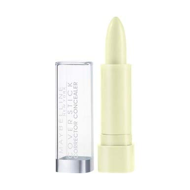 Maybelline Cover Stick Concealer, White [199], 0.16 oz (Pack of 3)