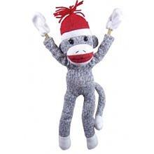 Superfly Sock Monkey by iN. -