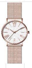 Orphelia Fashion Nostalgia OF714828 Women's Watch 36mm Stainless Steel Strap Casual Dress Japanese Quartz Elegant Timepiece