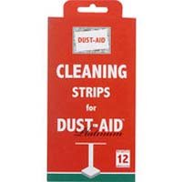 DustAid Cleaning Strips for DustAid Platinum by Dust-Aid