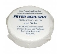Fryer Boil-Out Pucks (5/PK)