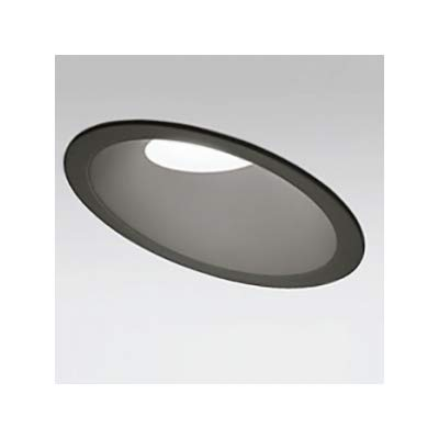 LEDダウンライト SB形 傾斜天井用 埋込穴φ150 白熱灯100W形 拡散配光 連続調光 本体色:ブラック形 5000K B07S1RG2SX
