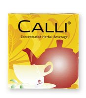 Calli Tea Mint 60/2.5 g Bags by Sunrider International