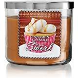 Bath Body Works Cinnamon Caramel Swirl 3-Wick Scented Candle by Jitonrad (Image #1)