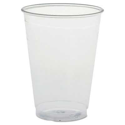 (Dart TP9D Ultra Clear Cups, Tall, 9 oz, PET, 50/Bag, 1000/Carton)