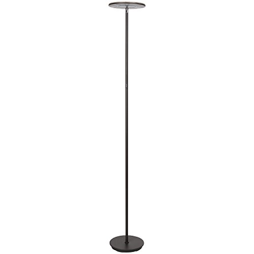 Brightech Sky Led Torchiere Floor Lamp Energy Saving