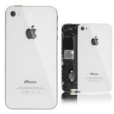 iPhone Glass Cover White Assembly