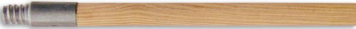 (Wooster Brush Company F0005 Acme 60-Inch Wood Extension Pole with Metal Tip)