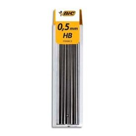 Pilot 373831 Lote of 10 Boxes of 12 Mechanical Pencil Lead Refills 0.5 mm