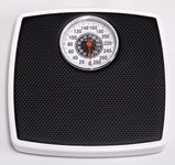Suburban Bath Scale Black by Sterling