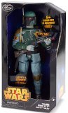 - Star Wars Exclusive 13.5 Inch Talking Figure Boba Fett [Lights & Sounds!]
