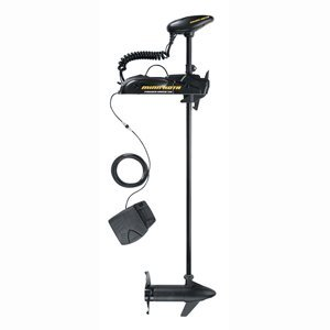 Minn Kota Powerdrive V2 Bow-Mount Trolling Motor with Foot Control (55-Pound Thrust, 48-Inch Shaft), Outdoor Stuffs