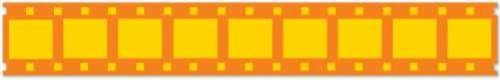 Sizzix Sizzlits Decorative Strip Die-Filmstrip