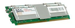 4GB 2X2GB Memory RAM for Sun SPARC Enterprise T5220 Server DDR2 Fully Buffered FBDIMM 240pin PC2-5300 667MHz Black Diamond Memory Module Upgrade