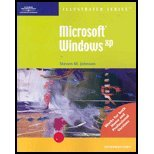Microsoft Windows XP : Illustrated Introductory, Johnson, Steve, 0619057017