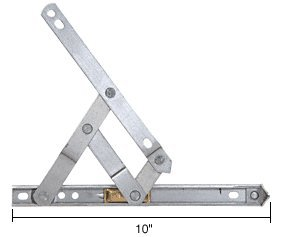 10 Quot 4 Bar Heavy Duty Stainless Steel Friction Hinge