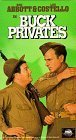Abbott & Costello: Buck Privates [VHS]