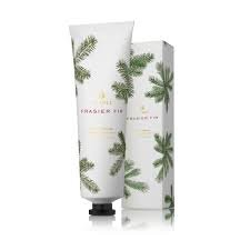 Thymes - Frasier Fir Hand Cream - 3.4 Ounces - Frasier Fir Hand Lotion