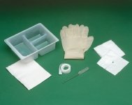Basic Tracheostomy Clean & Care Trays (case of 20) by Medline (Image #1)