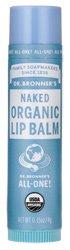 Dr Bronners Naked Lip Balm - 3