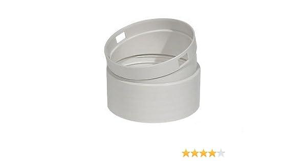 DeLonghi - Adaptador de tubo PINGUINO PAC N75 N80 N85 N90 N110 N120 AN97 CN92 EX100: Amazon.es: Hogar