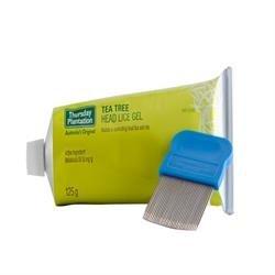 Thursday Plantation Tea Tree Head lice Kit - 125g