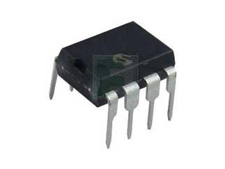 TC621 Series 18 V Dual Trip Point Temperature Sensor - PDIP-8, Pack of 200 (TC621CEPA)