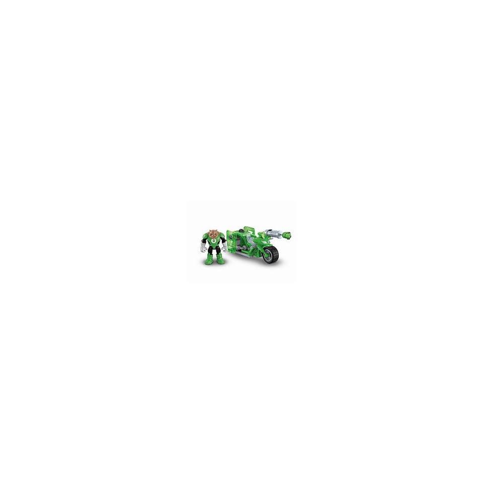 DC Super Friends Hero World Action Figure Vehicle Kilowog