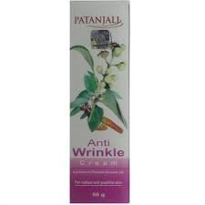 Patanjali Tejus Anti Wrinkle Cream - 50gm Pack of 2