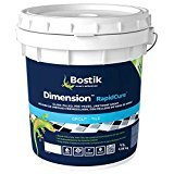 Bostik Dimension StarGlass Grout 670 Moonstone 9 lbs