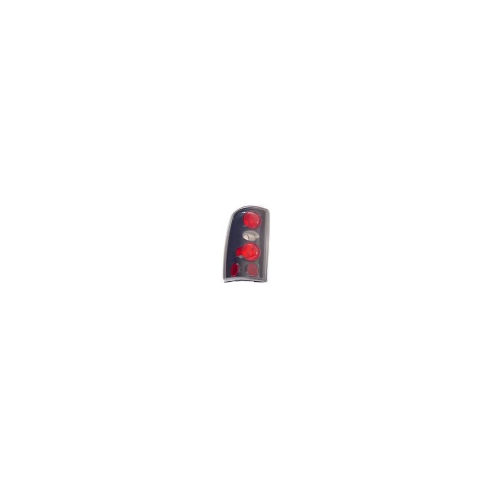 00 06 GMC Denali/Yukon Anzo USA Tail Light Carbon