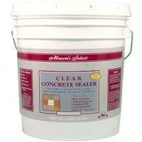 Duckback Products DB0065205-20 Mason's Select Clear Acrylic Concrete Sealer-Gloss, 5 Gal.