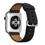 Apple 38 MM Smart Watch – Stainless Steel Case/Black Classic Buckle Review