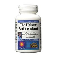 Natural Factors Dr M. Murray, les capsules antioxydantes Ultimate, 60-Count