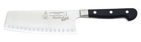 Messermeister Meridian Elite Kullenschliff Vegetable Knife, 7-Inch