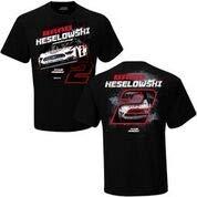 Checkered Flag NASCAR Adult Torque 2 Spot Racing T-Shirt ... (Brad Keselowski, Medium)