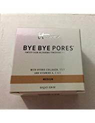 (It Cosmetics Bye Bye Pores Tinted Skin-blurring Finishing Powder - Medium - .24 Oz)