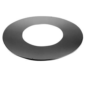 DuraVent 9448B Roof Support Trim Collar 3-6/12, (Support Fuel Roof Chimney)
