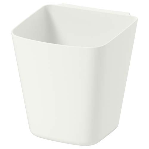 Ikea NEW SUNNERSTA Container, white, Set of 3
