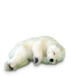 Buy hansa floppy polar cub plush