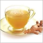 Instant Ginger Herbal Tea Formula 1 Slightly Sweet and Strong Taste Healthy Beverage 252g. [18g. X 14 Sachets]