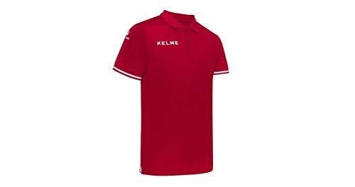 KELME - Australia Polo Paseo Sur Rojo: Amazon.es: Ropa y accesorios